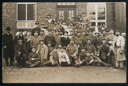 AK/CP 1. WK  Fichtenhain  Lazarett  Krefeld      Gel/circ. 1914   Erhaltung/Cond. 2-  Nr. 00746 - Krefeld