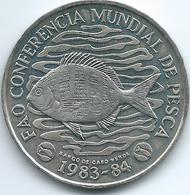 Cape Verde - 1984 - 50 Escudos - FAO - World Fisheries Conference - KM22 - Cap Vert
