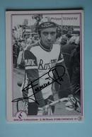 CYCLISME: PHILIPPE TESNIERE - Cyclisme