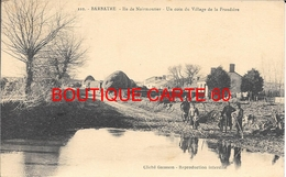 85- ILE DE NOIMOUTIER - BARBATRE - UN DOIN DU VILLAGE DE LA FRANDIERE - Ile De Noirmoutier