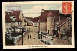 57 - WELFERDING - Gruß Aus WÖLFERDINGEN - Lothr. - Autres Communes