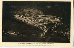 68 - Mulhouse : Mines De Potasse D' Alsace - N° 36 - Mines Marie Et Louise - Mulhouse