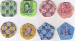 Transnistria - Set 4 Coins 1 3 5 10 Rubles 2014 UNC Lemberg-Zp - Moldova