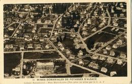 68 - Mulhouse : Mines De Potasse D' Alsace - N° 50 - Colonie Rossalmend - Mine Marie Louise - Mulhouse