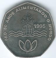 Cape Verde - 1995 - 200 Escudos - 50th Anniversary Of The FAO (KM34) - Cap Vert
