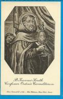 Holycard    Van Fleteren   Carmel II    28   B. Joannes Soreth - Santini