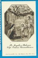 Holycard    Van Fleteren   Carmel III    43    B. Angela A Bohemia - Santini