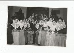 PALMA DE MALLORCA (PALMA DE MAJORQUE) BALEARES ESPAGNE PHOTO ANCIENNE FETE (FEMMES EN COSTUMES LOCAUX) - Lugares