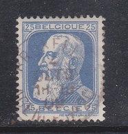 Belgien 1884 Mi:44 / Be111 - 1884-1891 Leopold II.