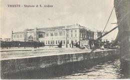6-TRIESTE-STAZIONE S.ANDREA - Stazioni Senza Treni
