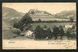 Luxembourg Ourthal Roth Le Moulin Et Le Château 1905 - Vianden