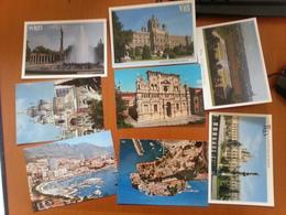 Lotto Di 8 Bellissime Cartoline Non Viaggiate Nuove Tra Cui Vienna - Cartoline