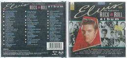 "CD  - ELVIS PRESLEY  "" THE DEFINITIVE ROCK & ROLL ALBUM ""   30  TITRES - Musique & Instruments"