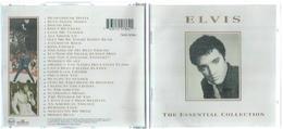"CD  - ELVIS PRESLEY  "" THE ESSENTIAL COLLECTION ""   28  TITRES - Musique & Instruments"
