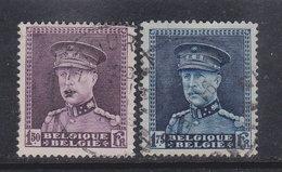 Belgien 1921,32/ Mi307,08 / Be160 - 1884-1891 Leopold II.