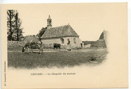 Primelin  - Lezurec - La Chapelle Du Manoir - France