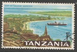 Tanzania. 1965 Definitives. 1/- Used. SG 136 - Tanzania (1964-...)