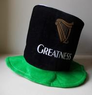 - Chapeau Saint Patrick - GUINNESS - - Autres Collections
