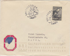 FINLAND 1948 FDC PAX.BARGAIN.!! - Finlande