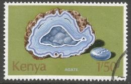 Kenya. 1977 Minerals. 1/50 Used. SG 115 - Kenya (1963-...)