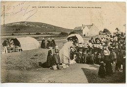 Plomodiern - Le Menez-Hom -Le Jour Du Pardon - Plomodiern
