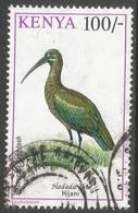 Kenya. 1993 Birds.100/- Used. SG 603 - Kenya (1963-...)