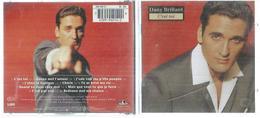 """CD  DANY BRILLANT    """" C'EST TOI """"  + 9 - Autres - Musique Française"""