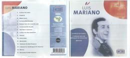 """CD -  LUIS MARIANO  """" LA BELLE DE CADIX """"  15 TITRES - Autres - Musique Française"""