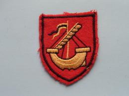 Embleem - Badge - Insigne - Insignia - Emblem - Emblème ( Zie / Voir / See Photo  For Detail ) ! - Insignes & Rubans