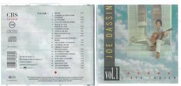 """CD -  JOE DASSIN - """" L'ETE INDIEN """" - 21 TITRES - Autres - Musique Française"""