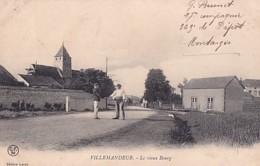 VILLEMANDEUR        LE VIEUX BOURG - France