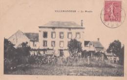 VILLEMANDEUR        LE MOULIN - France