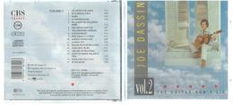 """CD -  JOE DASSIN - """" THE GUITAR DON'T LIE """" - 17 TITRES - Autres - Musique Française"""