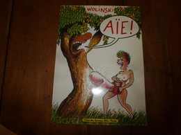 1984 L'ECHO DES SAVANNES : Les Années 80 , Par WOLINSKI - Wolinski