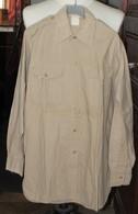 Chemise époque Indochine-Algérie - Uniforms