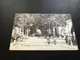 104 - AVIGNON Entrée Du Cours De La Republique - Avignon