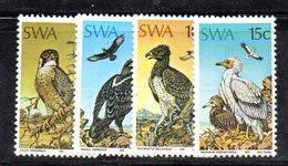 T473 - AFRICA SUD OVEST 1975 , Serie Yvert N. 347/350  ***   (2380A) . - Africa Del Sud-Ovest (1923-1990)