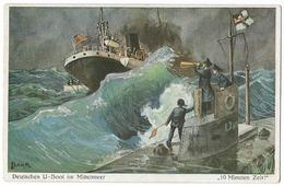 Kaiserliche Marine  - U-Boot   - WWI - Sous-marins