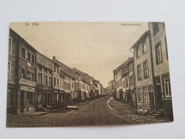 A 1235 - St Vith Rathausstrasse - Saint-Vith - Sankt Vith