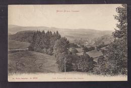 CPA 88 - SAINT-STAIL - Une Echappée Entre Les Arbres - Vue Générale - Publicité CUROGENE Verso - France