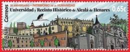 España. Spain. 2018. Patrimonio De La Humanidad. Universidad Y Recinto Historico. Alcalá De Henares - 1931-Hoy: 2ª República - ... Juan Carlos I
