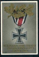 """Deutsches Reich / 1940 / Sonderpostkarte """"Eisernes Kreuz"""" So-Stempel Berlin """"  ... Rotes Kreuz"""", Propaganda (11181) - Deutschland"""
