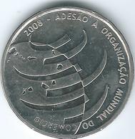 Cape Verde - 2008 - 200 Escudos - Entry Into The WTO - KM54 - Cape Verde