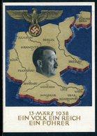 Deutsches Reich / 1938 / Sonderpostkarte Mi. P 268 **, Propaganda (11185) - Allemagne