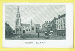 * Anderlecht (Brussel - Bruxelles) * (VED EG, Nr 354) église Saint Pierre, Sint Pieters Kerk, Very Old, Vieux - Anderlecht