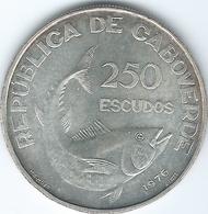 Cape Verde - 1976 - 250 Escudos - 1st Anniversary Of Independence - KM13 - Cape Verde