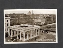 S/w Ak  , 9.Nov. 1923 Feierlichkeiten Und Überstellung Der Särge In Das Mahnmal München Könglicher Platz! - Germany