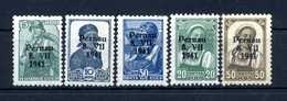 1941 ESTONIA PERNAU Occupazione Tedesca LOTTO MNH ** - Estonia
