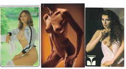 3 Minikalender Erotik 6 - Formato Piccolo : 1991-00