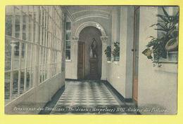 * Tildonk - Thildonck (Haacht - Brabant) * (Edit C. Van Cortenbergh Nr 11) Pensionnat Ursulines Wespelaer Les Parloirs - Haacht